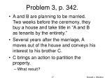 problem 3 p 342