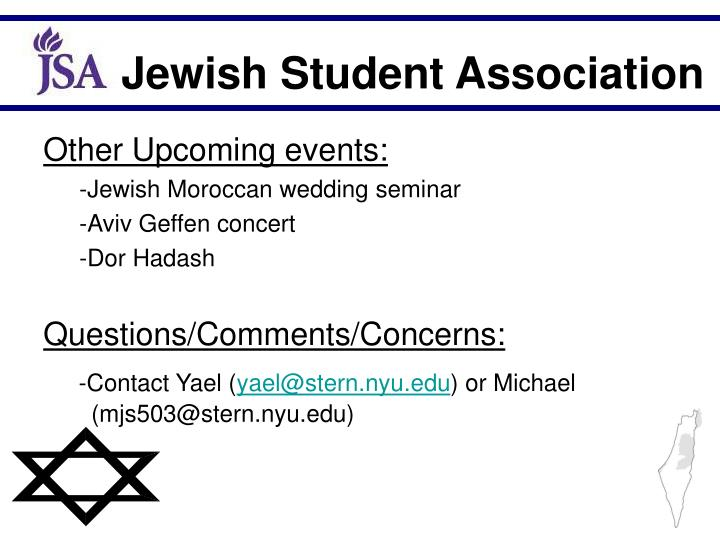 Other Upcoming events: