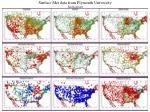 surface met data from plymouth university jim koermer