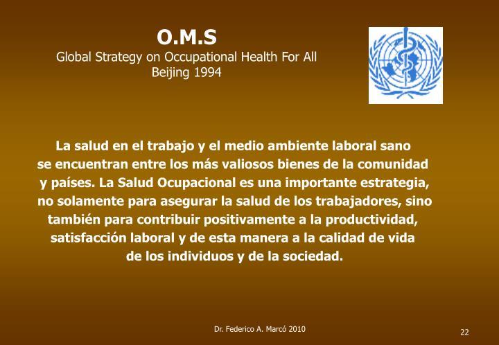 O.M.S