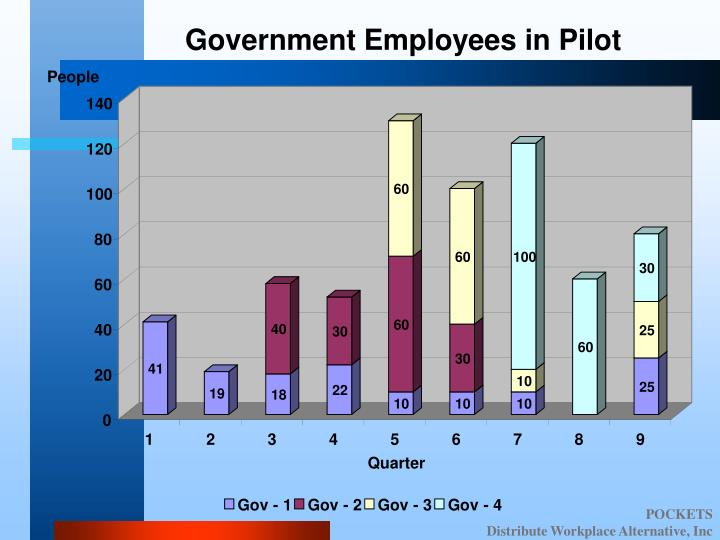 Government Employees in Pilot