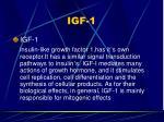 igf 1