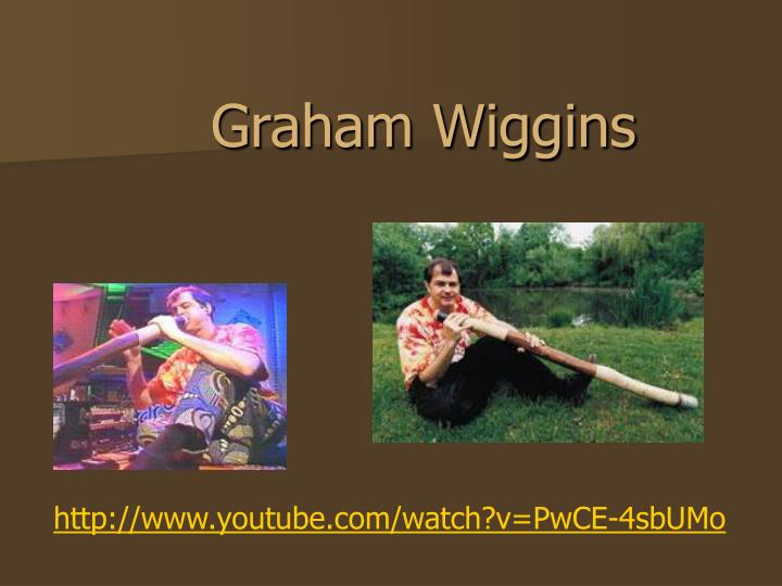 Graham Wiggins