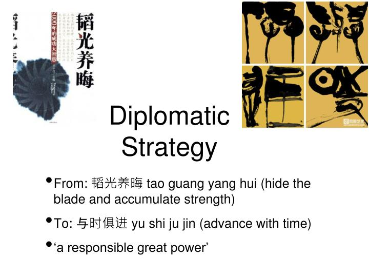 Diplomatic Strategy