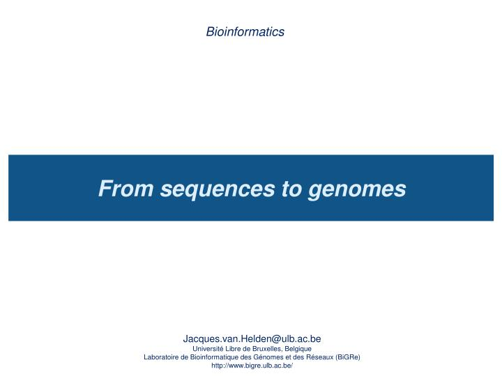 Bioinformatics1