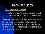 back up slides2