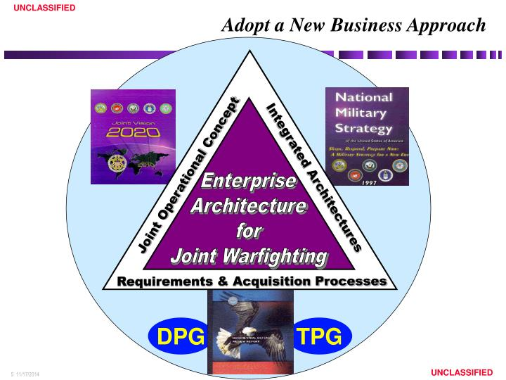 Joint Operational Concept