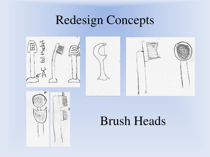 Redesign Concepts