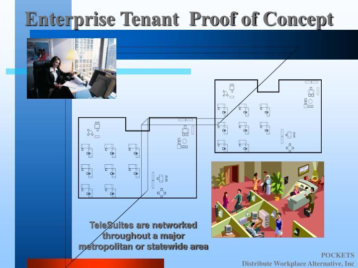 Enterprise Tenant  Proof of Concept