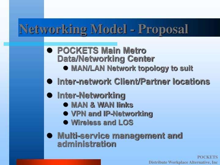 Networking Model - Proposal