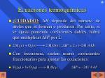 ecuaciones termoqu micas1