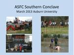 asfc southern conclave1
