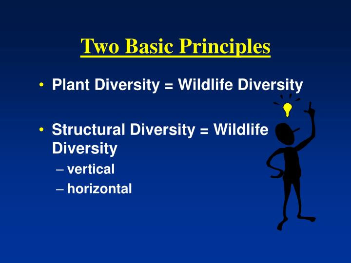 Two Basic Principles