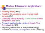 medical informatics applications