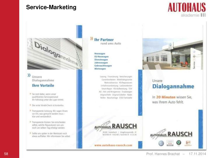 Service-Marketing