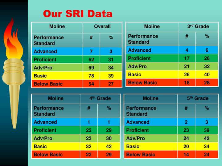 Our SRI Data