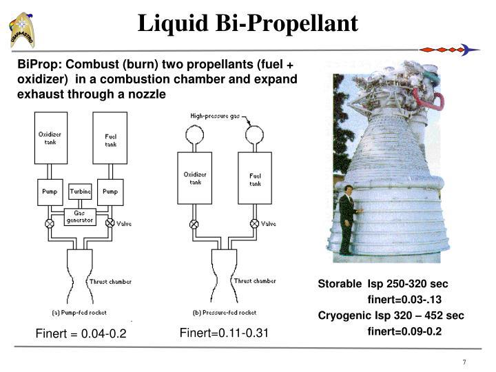 Liquid Bi-Propellant
