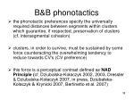 b b phonotactics1