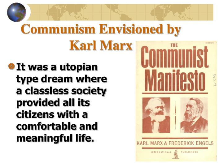 Communism Envisioned by