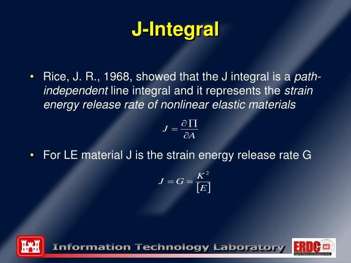 J-Integral