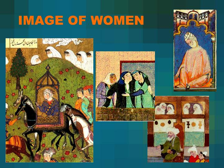 IMAGE OF WOMEN