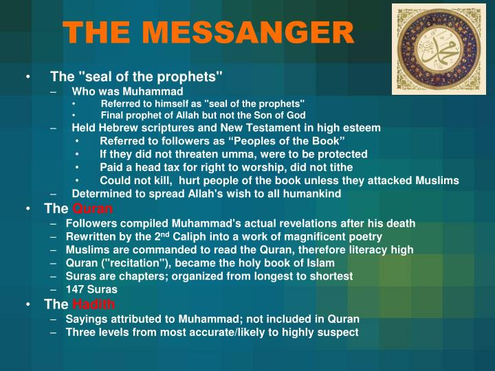 THE MESSANGER