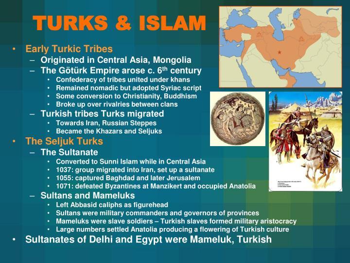 TURKS & ISLAM