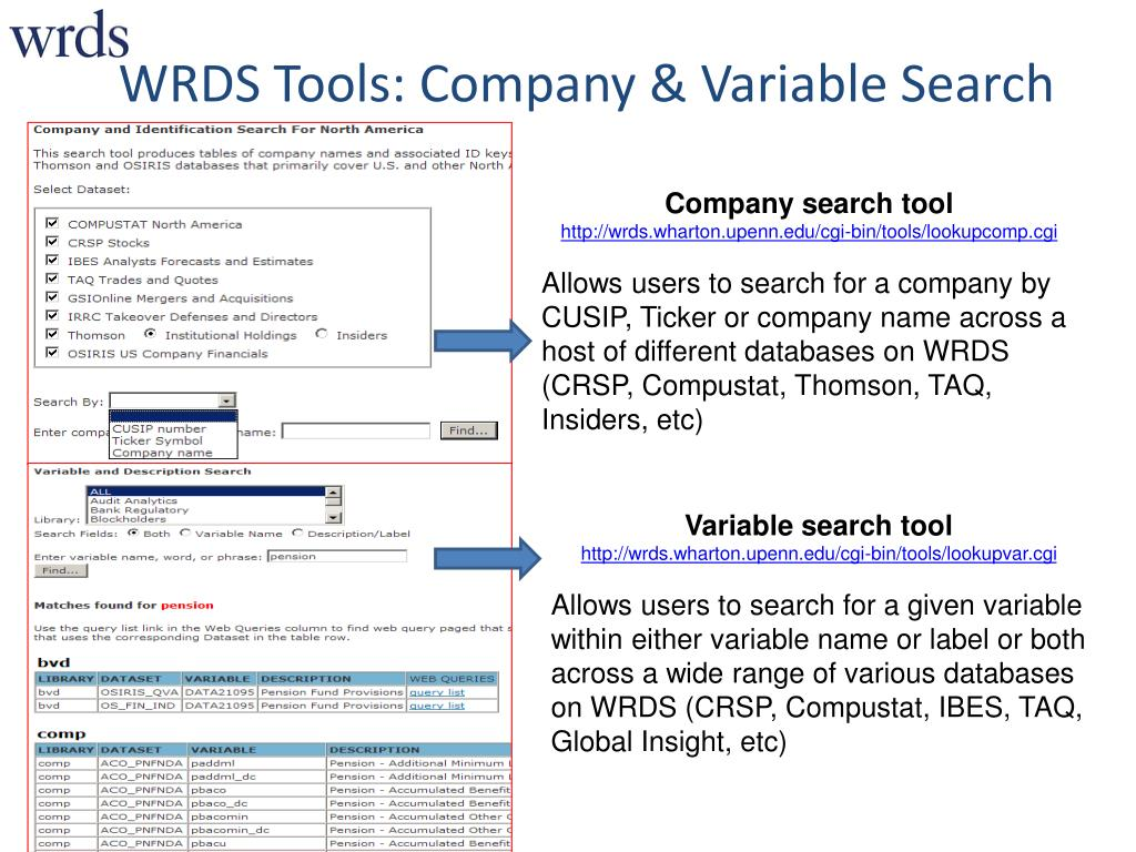 Crsp tool