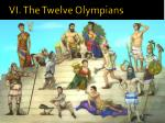 vi the twelve olympians1