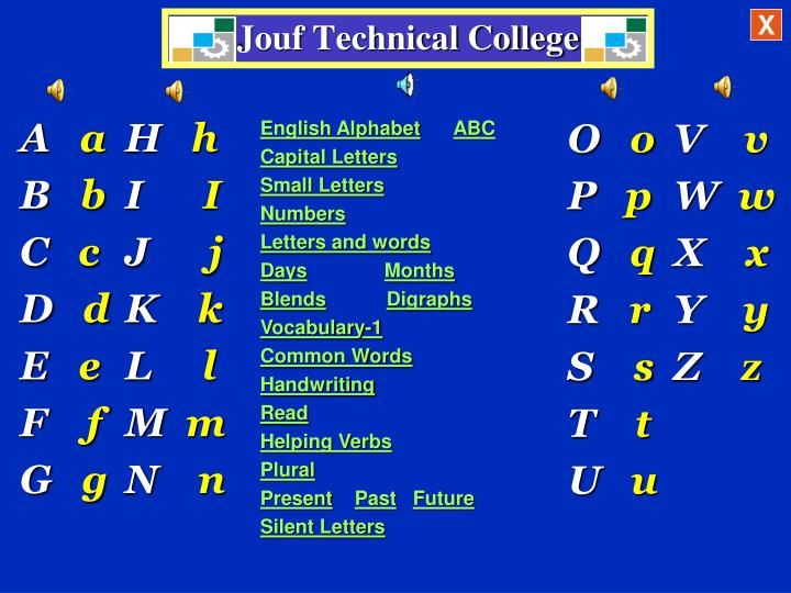 jouf technical college n.