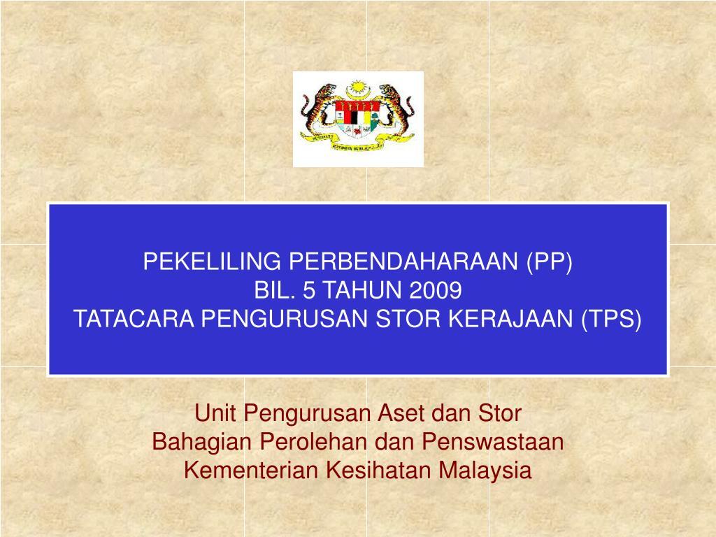Ppt Unit Pengurusan Aset Dan Stor Bahagian Perolehan Dan Penswastaan Kementerian Kesihatan Malaysia Powerpoint Presentation Id 6751272