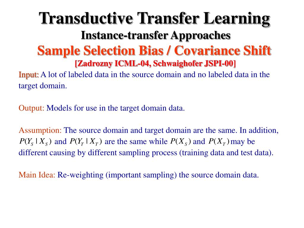 PPT - A Survey on Transfer Learning PowerPoint Presentation