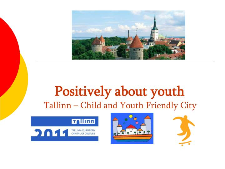 positively about youth n.