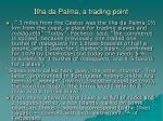 i lha da palma a trading point