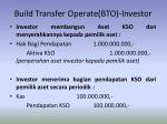 build transfer operate bto investor1