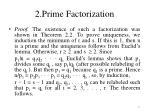 2 prime factorization4