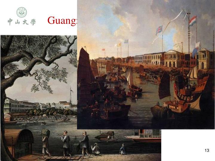 Guangzhou: A market of China