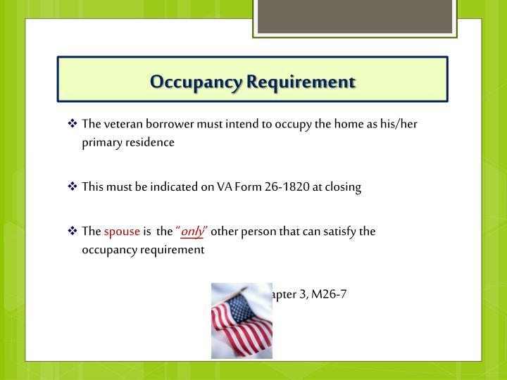Ppt Department Of Veterans Affairs Puerto Rico Lender Training