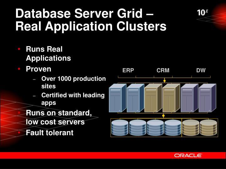 Database Server Grid –