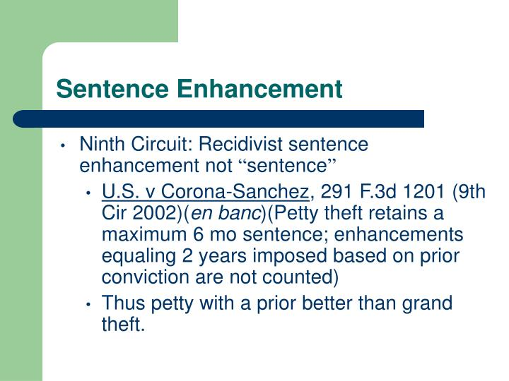 Sentence Enhancement