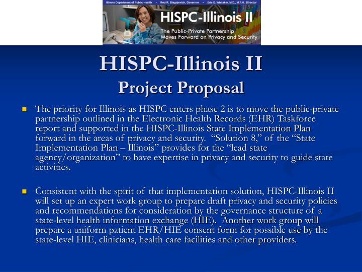 HISPC-Illinois II