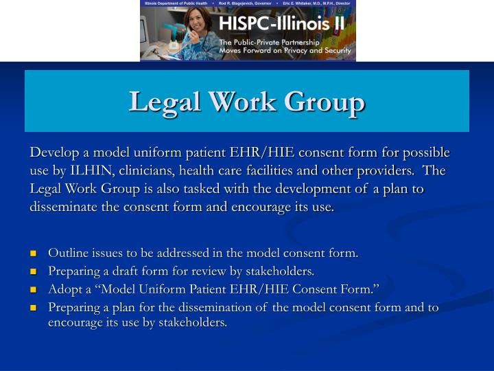 Legal Work Group