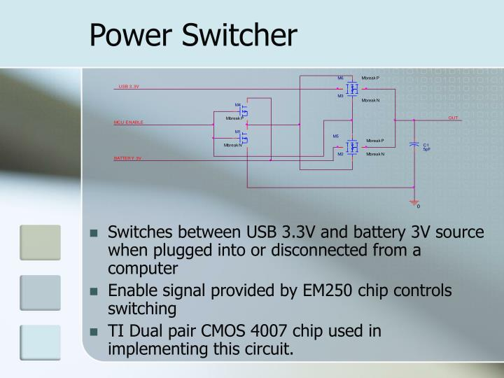 Power Switcher