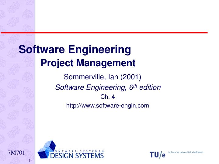 ppt   software engineering project management powerpoint