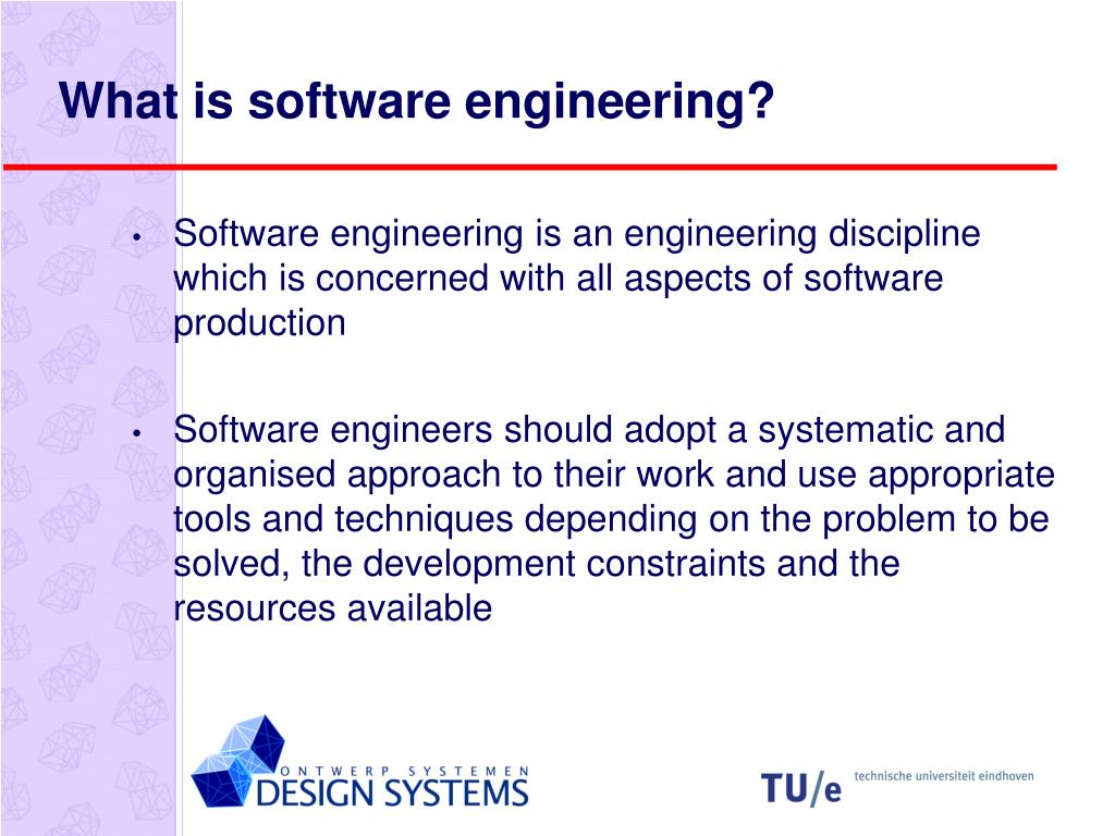 Ppt Software Engineering General Project Management Software Requirements Powerpoint Presentation Id 6756438