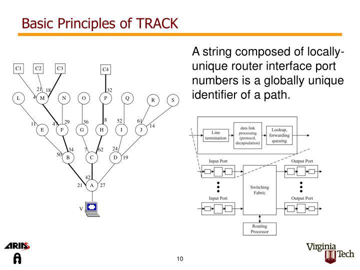 Basic Principles of TRACK