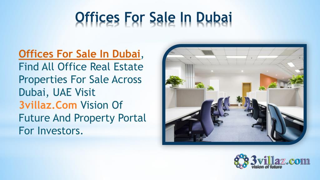 PPT - Real Estate Properties For Sale In Dubai, UAE