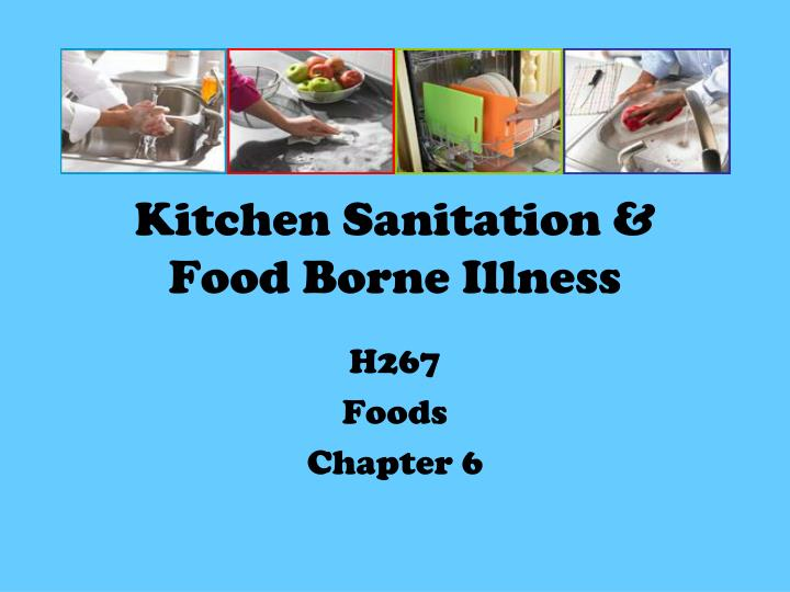 an introduction to the issue of foodborne illness in todays society