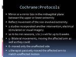 cochrane protocols