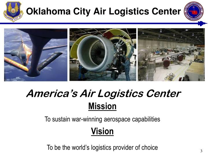 Oklahoma city air logistics center1